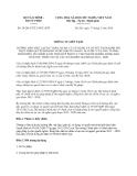 Thông tư liên tịch 24/2014/TTLT-BTC-BTP