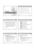 Bài giảng Marketing căn bản: Chương 3 - Phạm Văn Chiến