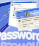 Cách đặt tạo mật khẩu Win 7 cho máy tính laptop