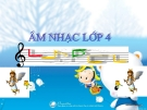Tiết 25: Ôn hát: Chúc mừng. Chim sáo. Bàn tay mẹ - Bài giảng Âm nhạc 4 - GV:Hồng Thủy