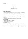 Tiết 12: Học hát: Cò lả - Giáo án Âm nhạc 4 - GV:Hồng Thủy