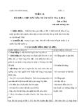 Bài 14: Học hát: Ngày mùa vui - Giáo án Âm nhạc 3 - GV:Hồng Thủy