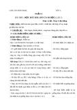 Bài 3: Học hát: Bài ca đi học - Giáo án Âm nhạc 3 - GV:Hồng Thủy