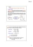 Bài giảng Kỹ thuật điện tử: Chương 4 - Lý Chí Thông