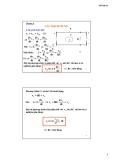 Bài giảng Kỹ thuật điện tử: Chương 6 - Lý Chí Thông