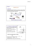 Bài giảng Kỹ thuật điện tử: Chương 2 - Lý Chí Thông