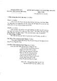 Đề thi thử ĐH lần 1 môn Văn (2013-2014) - THPT Lương Thế Vinh (Kèm Đ.án)