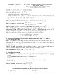 Đề KSCL ôn thi ĐH lần 1 Toán khối B (2013-2014) - GD&ĐT Vĩnh Phúc