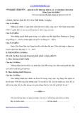 Đề KTCL ôn thi ĐH lần 1 Lịch sử khối C (2013-2014) - GD&ĐT Vĩnh Phúc (Kèm Đ.án)