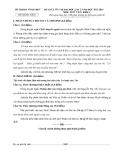 Đề KSCL ôn thi ĐH lần 2 Ngữ văn khối C (2013-2014) - GD&ĐT Vĩnh Phúc (Kèm Đ.án)