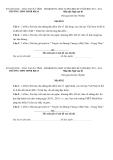 4 Đề KTCL HK1 Ngữ văn 10 (2013-2014) - THPT Minh Khai - Kèm Đ.án