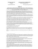 Văn bản hợp nhất 3206/VBHN-BVHTTDL năm 2013