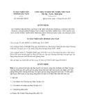 Quyết định 2843/QĐ-UBND năm 2013