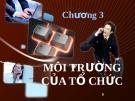 Bài giảng Quản trị học: Chương 3 - CĐ CNTT Hữu nghị Việt Hàn