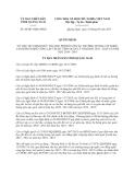 Quyết định 44/2013/QĐ-UBND tỉnh Quảng Ngãi