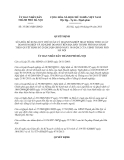 Quyết định 35/2013/QĐ-UBND Thành phố Hà Nội