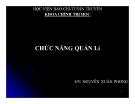 Bài giảng Khoa học quản lý: Chương 4 - Nguyễn Xuân Phong