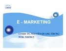 Tiểu luận: E-Marketing