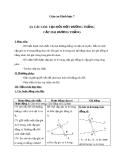 Giáo án bài Các góc tạo bởi 1 đường thẳng cắt 2 đường thẳng - Hình học 7 - GV.V.N.Diễm