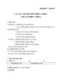 Giáo án Hình học 7 chương 1 bài 3: Các góc tạo bởi một đường thẳng cắt hai đường thẳng