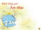 Tiết 10: Ôn tập bài hát: Những bông hoa những bài ca - Bài giảng Âm nhạc 5 - GV:Đ.H.Thủy