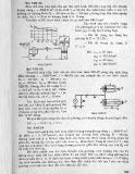 Bài tập Thủy lực và máy thủy lực: Phần 11