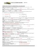 Đề thi thử ĐH môn Vật lý khối A đề số 31