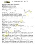Đề thi thử ĐH môn Vật lý khối A đề số 23