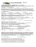 Đề thi thử ĐH môn Vật lý khối A đề số 15
