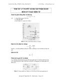 Tóm tắt lý thuyết và bài tập phần Diode môn Kỹ thuật điện tử - Lê Chí Thông