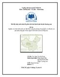 Tiểu luận: Nghiên cứu tình hình xuất của Việt Nam sang thị trường Trung Quốc và đề xuất các giải pháp tăng giá tri kim ngạch xuất khẩu tại thị trường này