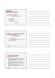 Bài giảng Quản trị sản xuất và dịch vụ: Chương 4 - Nguyễn Văn Minh