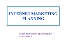 Thuyết trình: Internet Marketing Planning