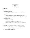 Giáo án Tiếng Việt 3 tuần 1 bài: Tập đọc - Cậu bé thông minh
