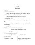 Giáo án bài Tập đọc: Hai bàn tay em - Tiếng việt 3 - GV.N.Tấn Tài