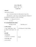 Giáo án bài Chính tả: Nghe: viết: Cô giáo tí hon - Tiếng việt 3 - GV.N.Tấn Tài