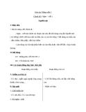 Giáo án bài Chính tả: Nghe, viết: Người mẹ - Tiếng việt 3 - GV.N.Tấn Tài