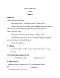 Giáo án bài Tập đọc: Tiếng ru - Tiếng việt 3 - GV.N.Tấn Tài