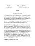 Báo cáo 3831/BC-BHXH năm 2013