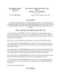 Quyết định 1023/QĐ-BHXH năm 2013