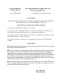 Quyết định 1937/QĐ-UBND