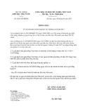 Thông báo 2013/TB-KBNN năm 2013