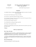 Nghị định 109/2013/NĐ-CP