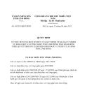 Quyết định 45/2013/QĐ-UBND tỉnh Lâm Đồng