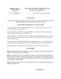 Quyết định 2973/QĐ-BKHCN năm 2013