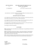 Quyết định 6840/QĐ-BCT năm 2013
