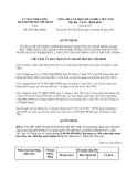Quyết định 5021/QĐ-UBND năm 2013
