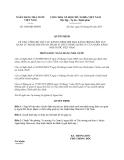 Quyết định 1886/QĐ-NHNN năm 2013