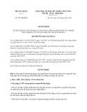 Quyết định 887/QĐ-BXD năm 2013