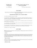 Quyết định 1178/QĐ-BTTTT năm 2013